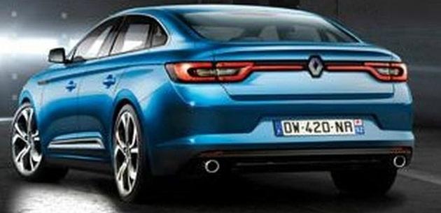 Megane 2014 Sedan | Autos Weblog