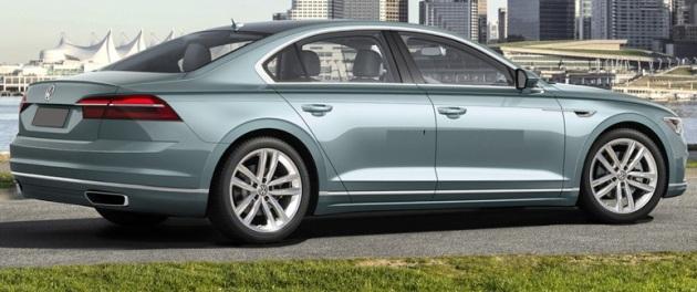 Yeni Kasa Volkswagen Phaeton Ertelendi
