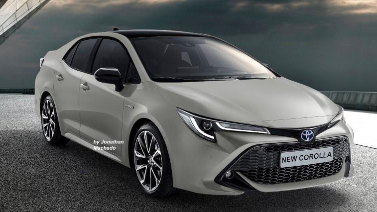 Yeni Nesil 2019 Toyota Corolla Altis 2019 Toyota Corolla Sedan