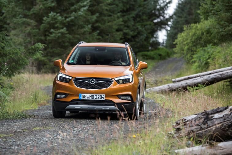 2018 Opel Mokka X ile ilgili görsel sonucu