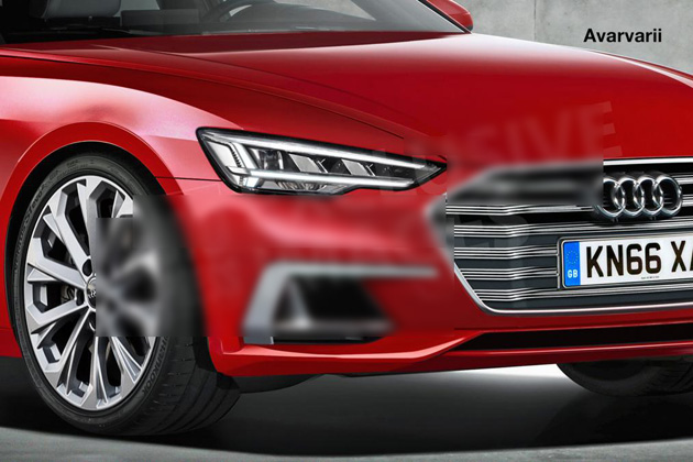 Audi a6 2018: технические характеристики, фото и цена нового Ауди