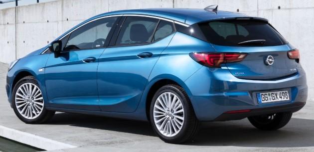 2016 Opel Astra'da 160 hp'lik 1.6 Dizel Motor