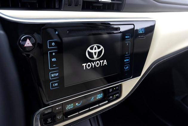 Yeni 2016 Corolla 214 Zellikleri Ve Detayları