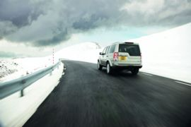 LAND ROVER DISCOVERY GALERİ