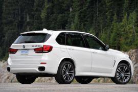 YENİ BMW X5 M50d RESİM GALERİSİ