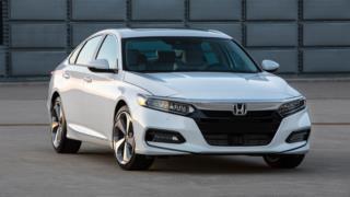 2018 Honda Accord Resmi fotoğraf galerisi
