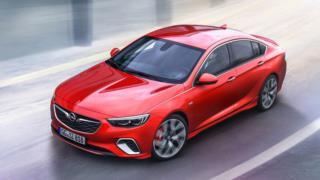 Yeni Opel Insignia GSi resim galerisi