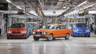 2017 BMW 3 Serisi Edition üretimde resim galerisi