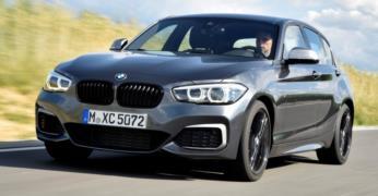 2017 BMW 1 serisi resim galerisi