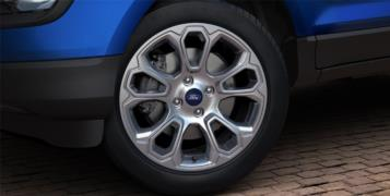 Makyajlı Ford EcoSport resim galerisi