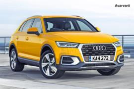 2018 Audi Q3 SUV ilk görüntüler - resim galerisi
