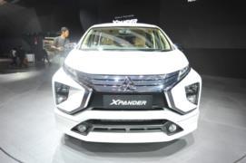 Mitsubishi Xpander resim galerisi