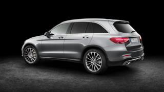 Mercedes C-Serisi, GLC ve GLC Coupe için yeni donanımlar ve sportif özel versiyonlar - resim galerisi