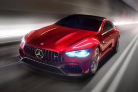 2018 Mercedes-AMG GT resim galerisi