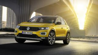 Yeni 2017 VW T-Roc Resim Galerisi