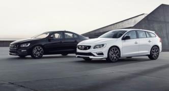 2018 Volvo S60 ve V60 Polestar resim galerisi