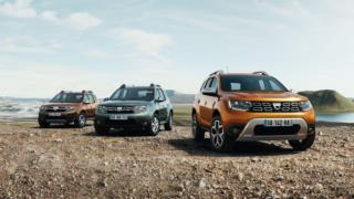 2018 Dacia Duster ilk resim galerisi