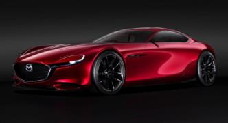 Mazda RX Rotary Konsepti resim galerisi
