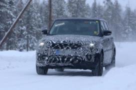 Range Rover PHEV resim galerisi