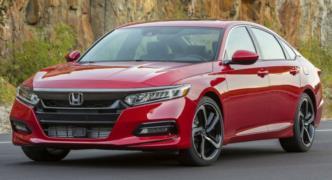 Honda 2018 Accord detaylı resim galerisi