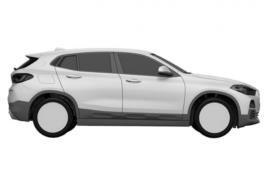 Yeni BMW X2 SUV resim galerisi