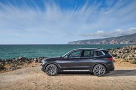 Yeni BMW X3 resim galerisi