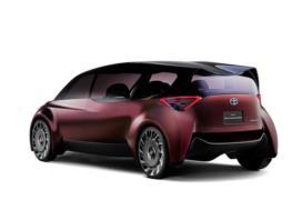 Toyota Fine-Comfort Ride resim galerisi