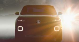 Volkswagen T-Cross resim galerisi (17.11.2017)