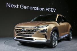 Hyundai yakıt hücreli SUV resim galerisi (23.11.2017)