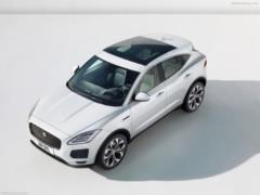 2018 Jaguar E-Pace resim galerisi (27.11.2017)