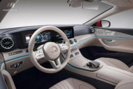 2019 Mercedes-Benz CLS resim galerisi (28.11.2017)