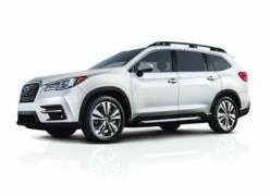 2019 Subaru Ascent resim galerisi (30.11.2017)