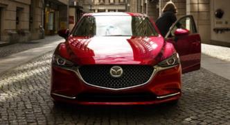Mazda6 resim galerisi (01.12.2017)