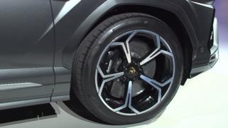 Lamborghini Urus resim galerisi (06.12.2017)