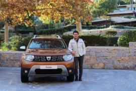 Dacia Duster resim galerisi (10.12.2017)