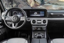 2018 Mercedes G-Serisi resim galerisi (14.12.2017)