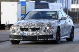 Yeni 2019 BMW M3 resim galerisi (19.12.2017)