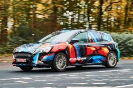 2018 Ford Focus resim galerisi (22.12.2017)