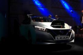 Yeni Nissan Leaf resim galerisi (22.12.2017)