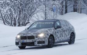 2019 BMW 1-Serisi resim galerisi (28.12.2017)