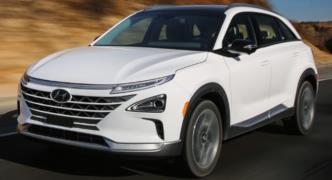 Hyundai Nexo FCV resim galerisi (10.01.2018)