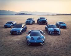 Yeni 2019 Ford Edge ST resim galerisi (12.01.2018)