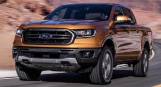 Ford Ranger resim galerisi