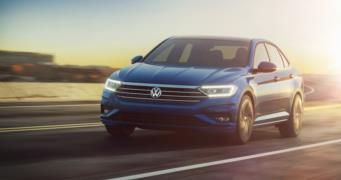 Yeni 2019 VW Jetta Amerikan Versiyon resim galerisi