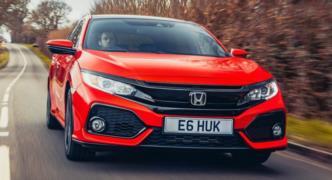 Honda Civic dizel resim galerisi (17.01.2018)