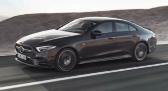 Yeni elektrikli Mercedes AMG 53 modelleri resim galerisi (17.01.2018)