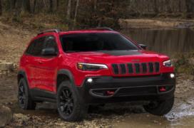 2018 Jeep Cherokee resim galerisi (17.01.2018)