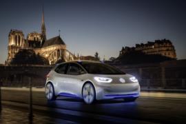 Volkswagen I.D. hatchback resim galerisi (23.01.2018)