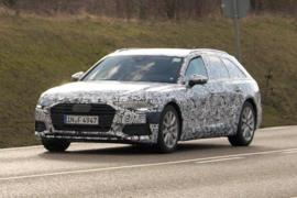 2018 Audi A6 Avant resim galerisi (23.01.2018)