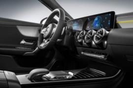 2018 Mercedes A-Serisi resim galerisi (29.01.2018)